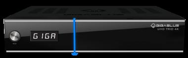 Giga Blue UHD TRIO 4K Receiver
