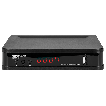 Megasat HD 650 T2+ HD Terrestrischer Receiver
