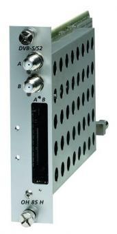 WISI QAM Transmodulator TWIN DVB-S/S2 mit CI OH 85 H
