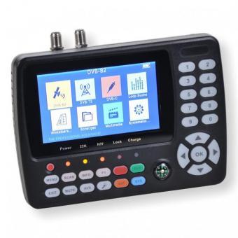 Messgerät SUMMIT SCT 845, für DVB-S/S2, T/T2, C