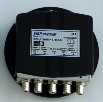 EMP Centauri DiseqC S4/1 S.164G günstige Alternative