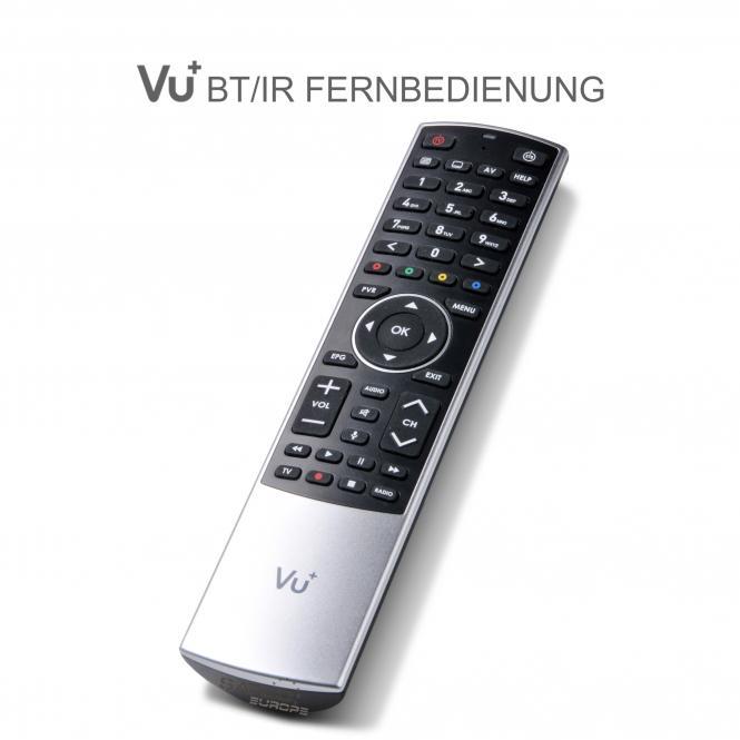 Fernbedienung VU+® BT/IR für alle VU+ Receiver