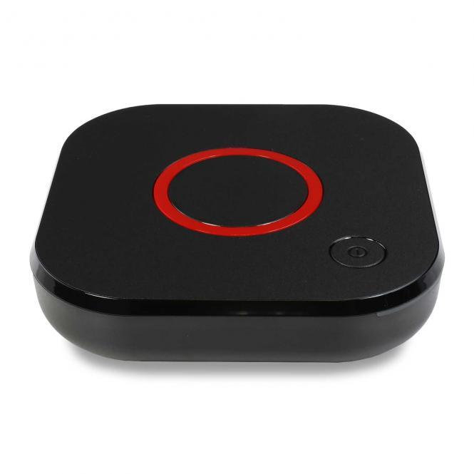 MAG 425 MAG 425A 4K-Set-Top-Box für AndroidTVTM WiFi IPTV Multimedia