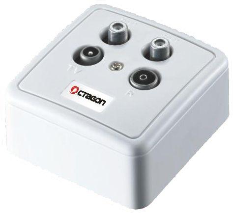 Antennen Twindosen Octagon SSD 4-00