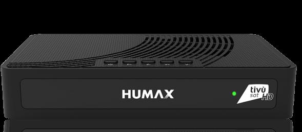 Humax TIVUMAX-HD3800S2+ Tivusat karte